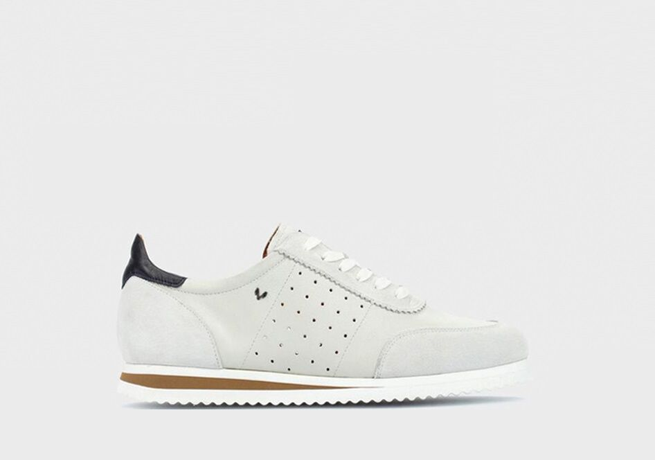 Rickman model shoe, soft and soft leather, perfect for summer