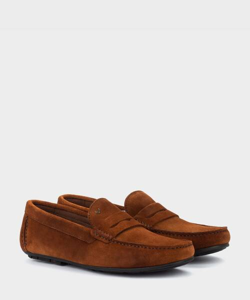 Mocasines | PACIFIC 1411-2496X | NUEZ | Martinelli