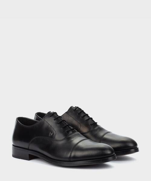 Zapatos | EMPIRE 1492-2631PYM | BLACK | Martinelli