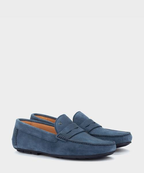 Mocasines | PACIFIC 1411-2496X | BLUEJEANS | Martinelli