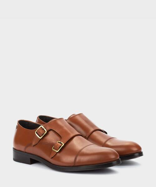 Zapatos | EMPIRE 1492-2632K | COGNAC | Martinelli