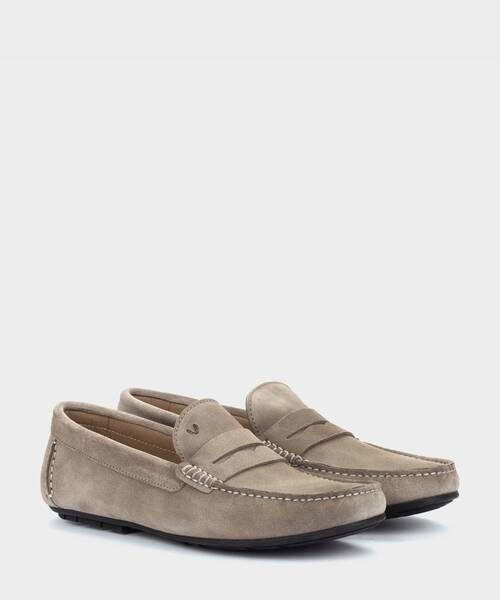 Mocasines | PACIFIC 1411-2496X | SMOKE | Martinelli
