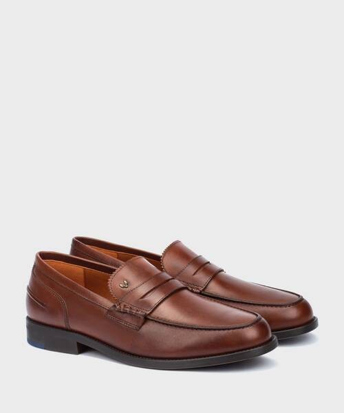 Mocasines | CORTLAND 1537-2515T | BRANDY | Martinelli